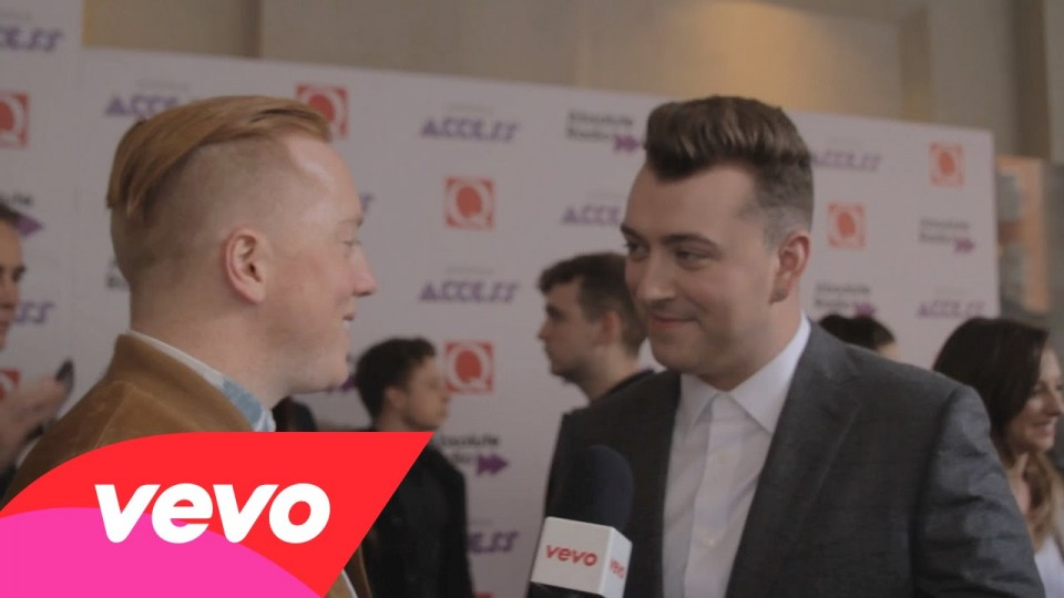 Vevo News: Q Awards 2014