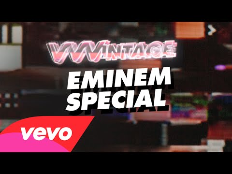 VVVintage – Eminem Special – Shady Records 15th Anniversary