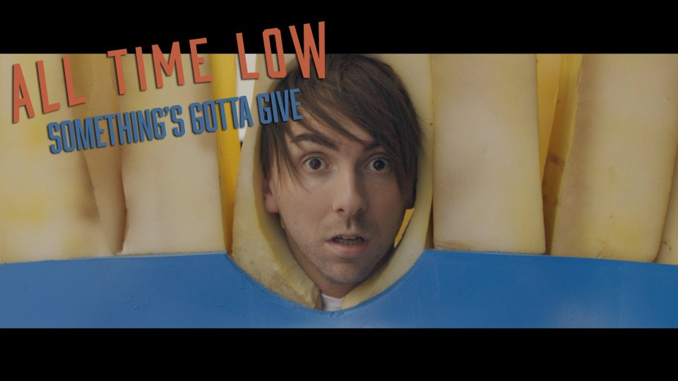 All Time Low – Something's Gotta Give (Official Music Video)