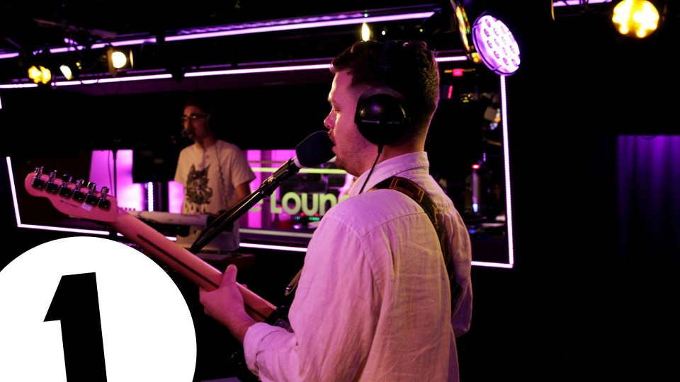 Alt-J – Pusher in the Live Lounge