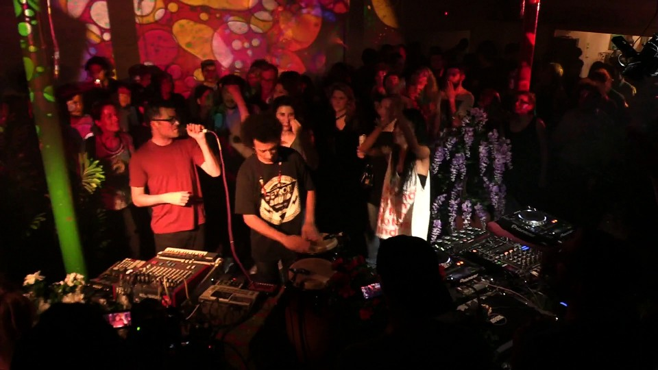 Auntie Flo Boiler Room London Live Set