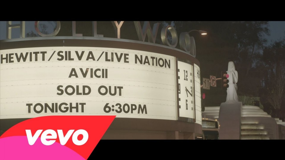 Avicii – Hey Brother (Hollywood Bowl)