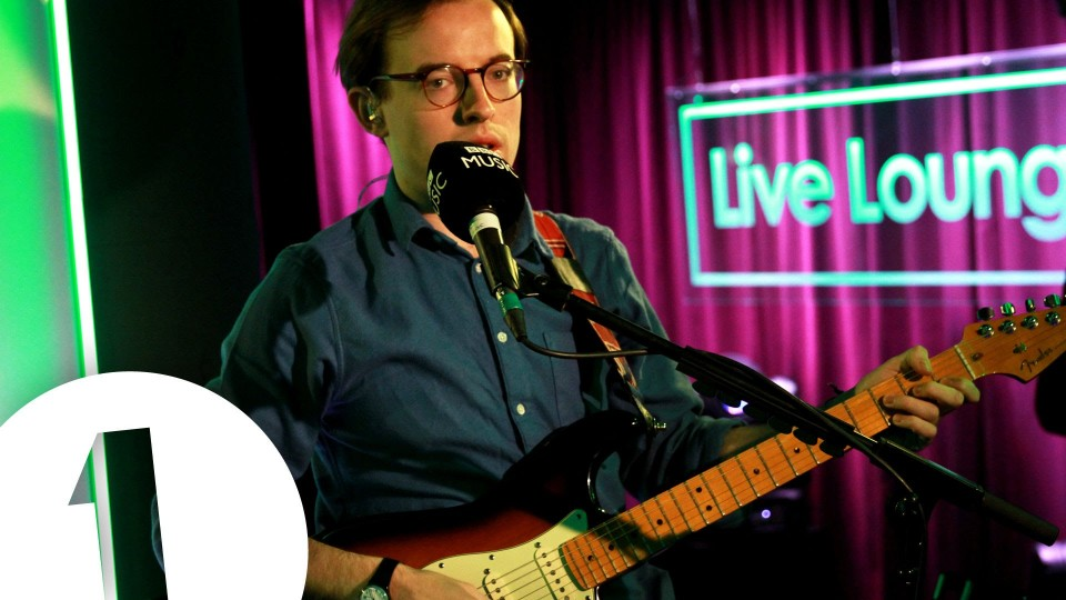Bombay Bicycle Club – In The Bleak Midwinter in the Live Lounge