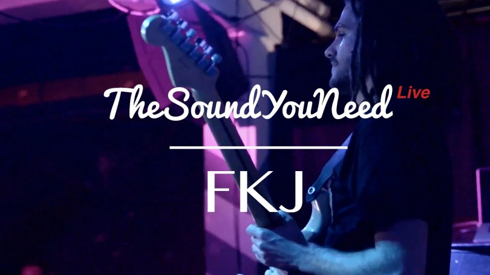 FKJ Live – TSYN Album Launch Party