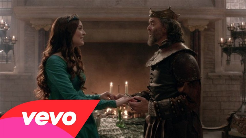 """Maybe You're Not the Worst Thing Ever (from """"Galavant"""" (Official Lyric Video))"""