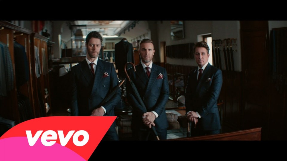 Take That – Get Ready For It