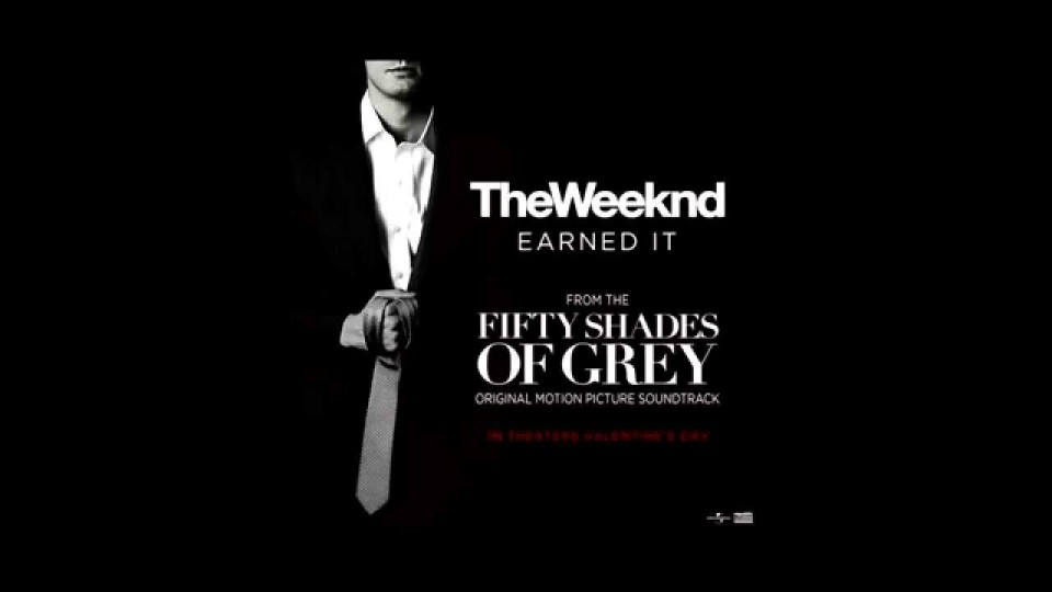 "The Weeknd ""Earned It"" (Fifty Shades Of Grey) Official Lyric Video"