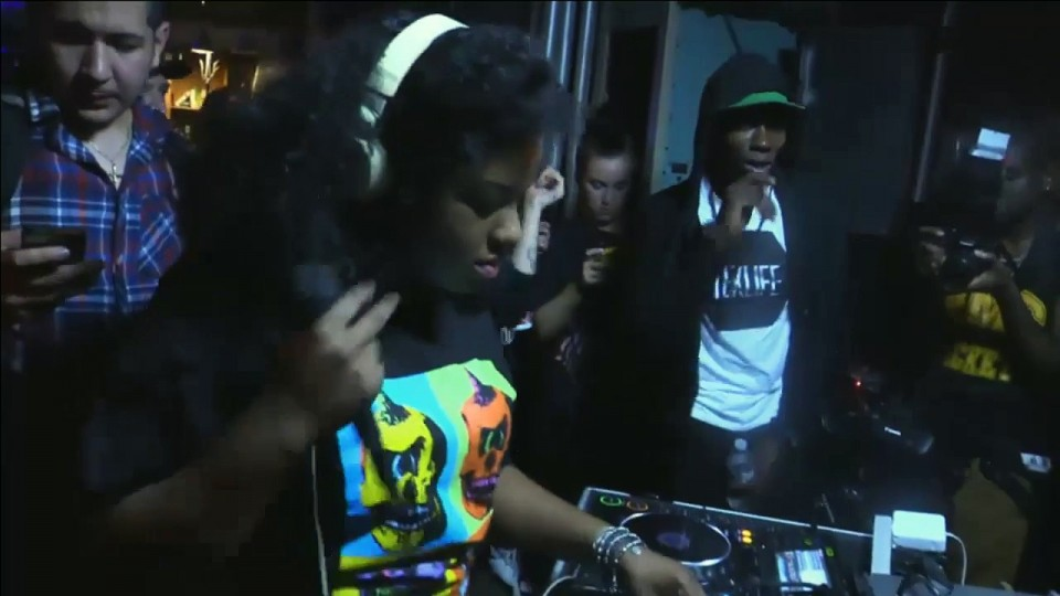 Uniiqu3 Boiler Room Newark DJ Set