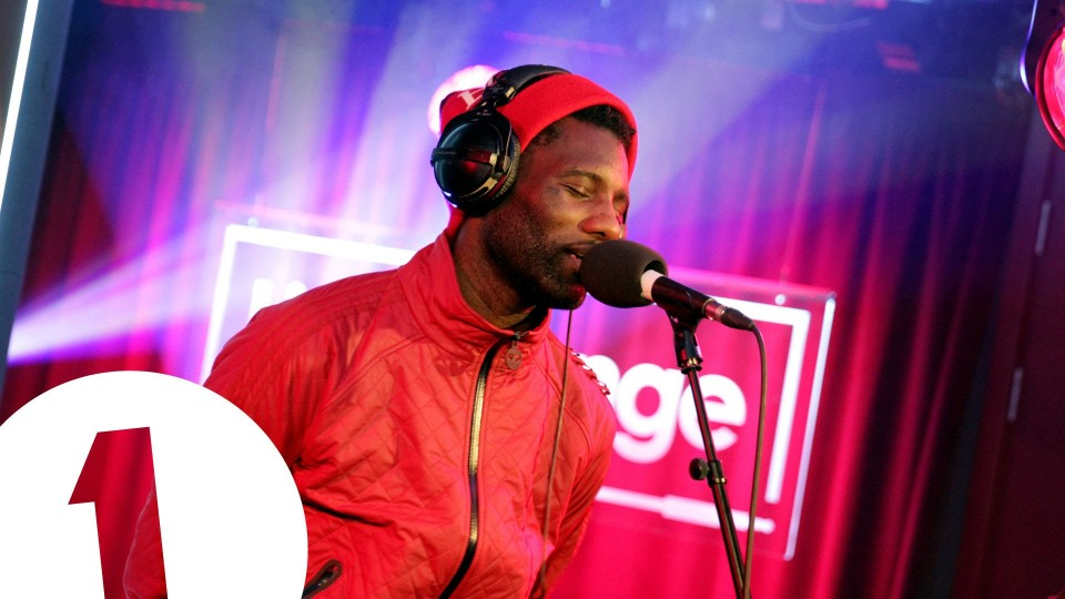Wretch 32 covers Ed Sheeran's Thinking Out Loud in the Live Lounge