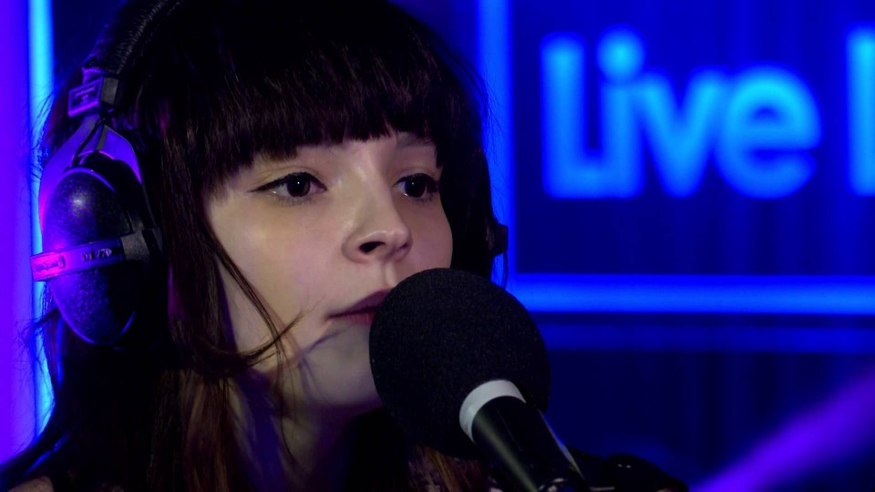 Chvrches cover Justin Timberlake's Cry Me A River in the Live Lounge