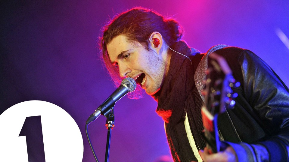 Hozier covers Ariana Grande's Problem in the Live Lounge