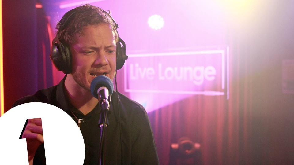 Imagine Dragons cover Taylor Swift's Blank Space in the Live Lounge