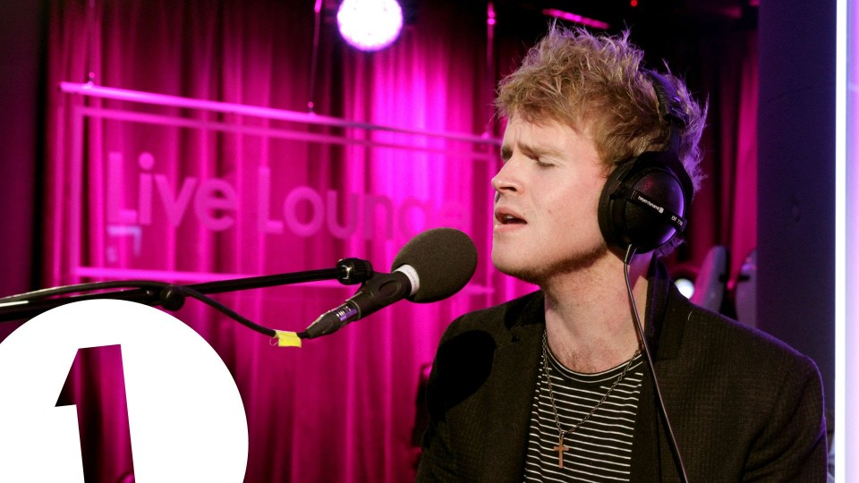 Kodaline cover Ed Sheeran's Sing in the Live Lounge