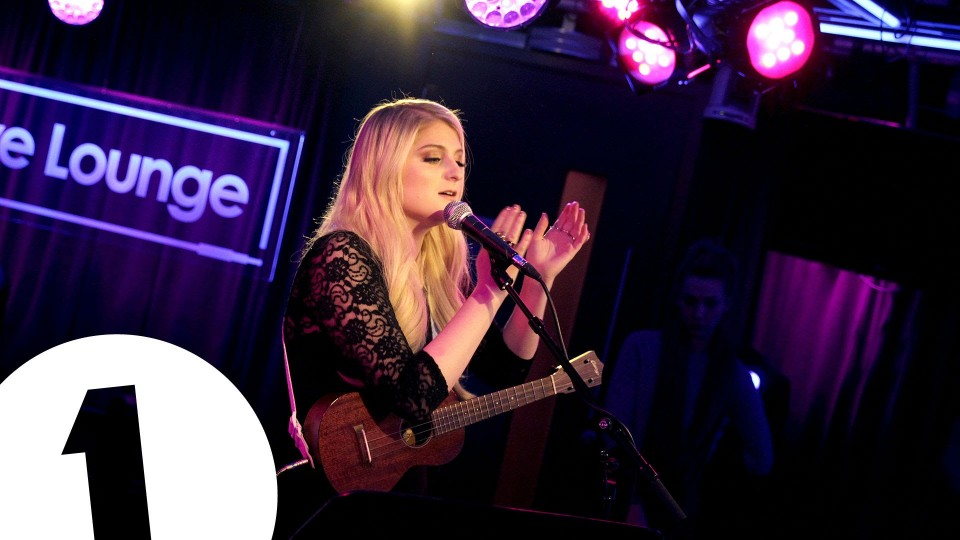 Meghan Trainor – Don't Stop In The Live Lounge