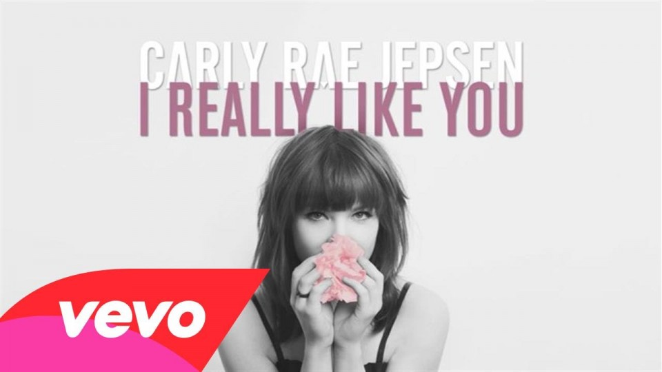 Carly Rae Jepsen – I Really Like You (Audio)