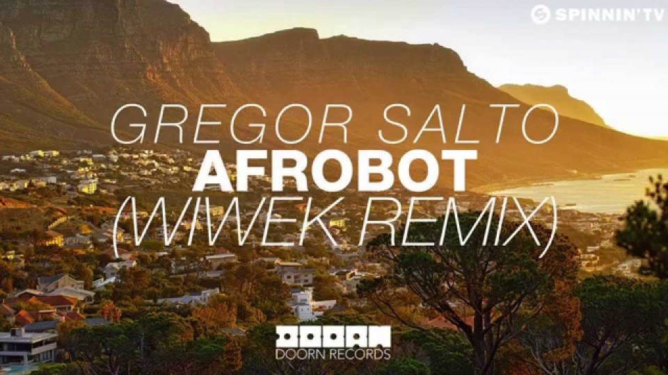 Gregor Salto – Afrobot (Wiwek Remix) [Available March 30]