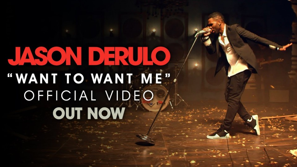 """Jason Derulo – """"Want To Want Me"""" (Official Video)"""