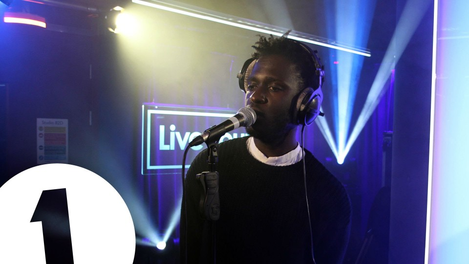 Kwabs covers Ed Sheeran's & Rudimental's Bloodstream (Live Lounge)