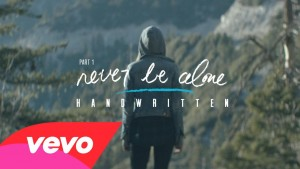 Shawn Mendes – Never Be Alone