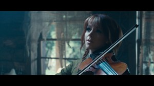 Lindsey Stirling – Into The Woods Medley
